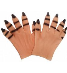 Перчатки обезьяны (резиновые) купить в интернет магазине подарков ПраздникШоп