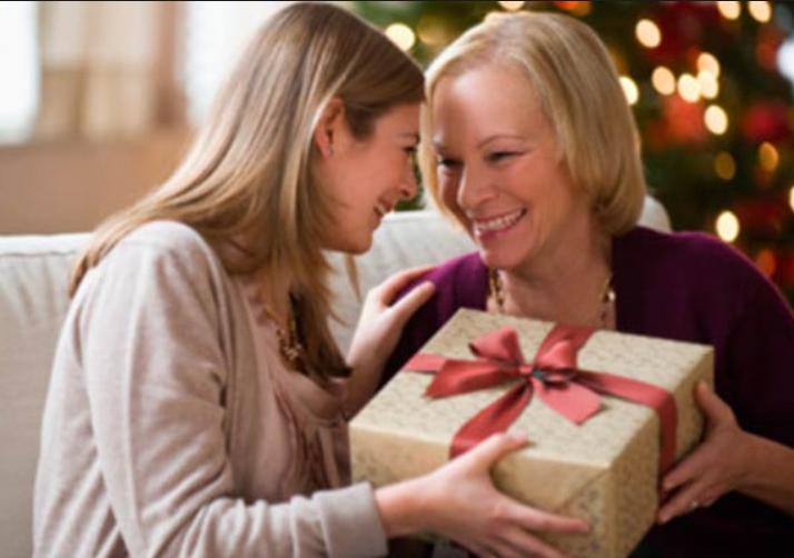 Выбираем подарок любимой маме